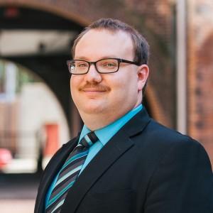 Headshot of Matt Behnke Medone Employee