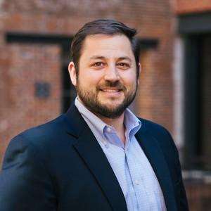 Headshot of Charlie Hartig Medone Employee