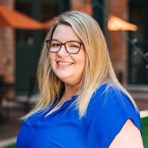 Headshot of Danielle Jaeger Medone Employee