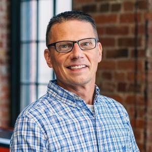 Headshot of Dave Frain Medone Employee