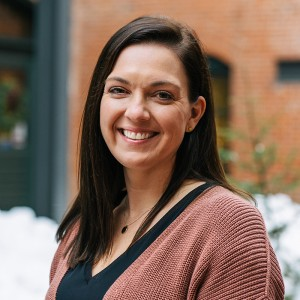 Headshot of Kristie Rellihan Medone Employee