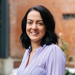 Headshot of Maddie Roling Medone Employee