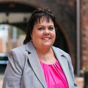 Headshot of Susan van Beers Medone Employee